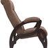 Кресло Комфорт (Impex) Модель 51 KMT_2000000067476, коричневый - фото 2