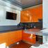 Кухня Шеф кухни из пластика Оранжевый апельсин - фото 4