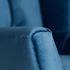 Кресло Garda Decor ZW-868 BLU SS - фото 4