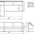Диван LAMA мебель Денвер 2Н (угловой) - фото 4