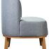 Кресло R-Home Шафран RST_4000105_Gray, серый - фото 3
