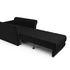 Кресло Мебель-АРС Гранд черный велюр (НВ-178/17) - фото 5
