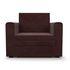 Кресло Мебель-АРС Санта (велюр шоколадный) - фото 3
