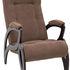 Кресло Комфорт (Impex) Модель 51 KMT_2000000067476, коричневый - фото 1