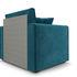 Кресло Мебель-АРС Санта (бархат сине-зеленый) - фото 5
