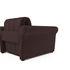 Кресло Мебель-АРС Гранд шоколадный велюр (НВ-178/16) - фото 4