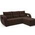 Диван Мебель-АРС Мартин (кордрой коричневый) - фото 1