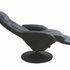 Кресло Halmar OPTIMA (черный) V-CH-OPTIMA-FOT-CZARNY - фото 2