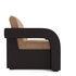 Кресло Мебель-АРС Кармен-2 Кордрой (микровелюр + экокожа) - фото 3