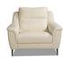 Кресло KLER RAMIRO E101 (117x103x99) кожа - фото 5