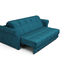 Диван Мебель-АРС Гранд (бархат сине-зеленый/STAR VELVET 43 BLACK GREEN) - фото 6