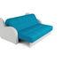 Диван Мебель-АРС Аккордеон Барон (синий) - фото 5