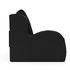 Кресло Мебель-АРС Атлант - черный кожзам - фото 3