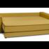 Диван Craftmebel Менли (вельвет желтый) - фото 2