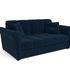 Диван Мебель-АРС Гранд (темно-синий - Luna 034) - фото 1