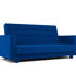 Диван Мебель-АРС Лофт (астра синяя) - фото 2