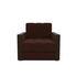 Кресло Мебель-АРС Техас коричневы Luna 092 (микровелюр) - фото 2