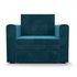 Кресло Мебель-АРС Санта (бархат сине-зеленый) - фото 3