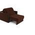 Кресло Мебель-АРС Техас коричневы Luna 092 (микровелюр) - фото 5