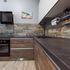 Кухня Шеф кухни из акрила и CLEAF - фото 21