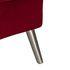 Кресло Garda Decor 48MY-2553-R BUR SLV (правое) - фото 5