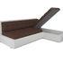 Диван Мебель-АРС Кормак (рогожка шоколад) - фото 5