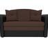 Диван Мебель-АРС Малютка №2 (рогожка шоколад) - фото 2