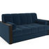 Диван Мебель-АРС Техас (темно-синий - Luna 034) - фото 1