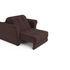 Кресло Мебель-АРС Гранд шоколадный велюр (НВ-178/16) - фото 5