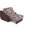 Кресло Мебель-АРС Аккордеон Барон цветы (жаккард + микровелюр) - фото 6