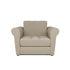 Кресло Мебель-АРС Гранд (бархат бежевый) - фото 2