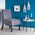 Кресло Halmar FIDO (темно-серый) V-CH-FIDO-FOT-C.POPIEL - фото 1