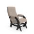 Кресло Impex Кресло-гляйдер Модель 68M Verona vanilla сливочный - фото 2