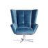 Кресло Garda Decor ZW-868 BLU SS - фото 1