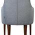 Кресло R-Home Чикаго RST_4000611_Gray, серый - фото 4