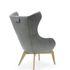Кресло Gala Collezione Zing на деревянных ножках - фото 3