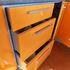 Кухня Шеф кухни из пластика Оранжевый апельсин - фото 14