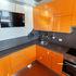 Кухня Шеф кухни из пластика Оранжевый апельсин - фото 2
