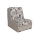 Кресло Craftmebel Аккорд №2 (газета коричневая) - фото 1