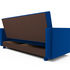 Диван Мебель-АРС Лофт (астра синяя) - фото 6