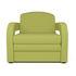 Кресло Мебель-АРС Кармен-2 зеленый (рогожка) - фото 2
