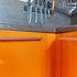 Кухня Шеф кухни из пластика Оранжевый апельсин - фото 13
