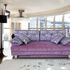 Диван ZMF Сирена Люкс (НПБ, фиолетовый) - фото 1