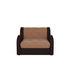 Кресло Мебель-АРС Аккордеон Барон кордрой (микровелюр + экокожа) - фото 2