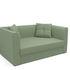 Диван Мебель-АРС Ассоль (зеленый) - фото 1