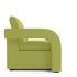 Кресло Мебель-АРС Кармен-2 зеленый (рогожка) - фото 3