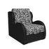 Кресло Мебель-АРС Атлант - Кантри (рогожка + экокожа) - фото 1