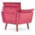 Кресло Halmar REZZO (темно-бордовый) V-CH-REZZO-FOT-BORDOWY - фото 4