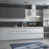 Кухня ЗОВ Из акрила Интегро Сахар/Песок - фото 1