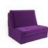 Диван Мебель-АРС Аккордеон №2 - Фиолет (100х195) - фото 1